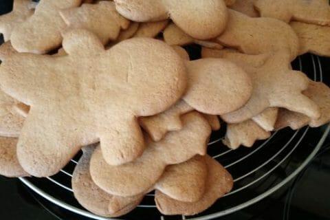 Biscuits pain d'épices de la Saint Nicolas Thermomix par Cricri1411