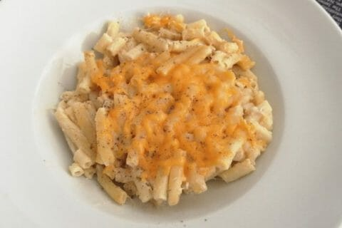 Mac and cheese Thermomix par melmathys