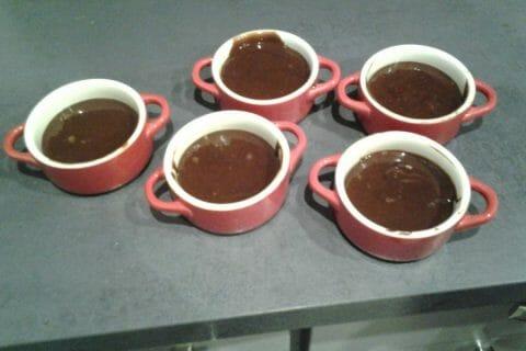 Ramequins fondants au chocolat Thermomix par Madie