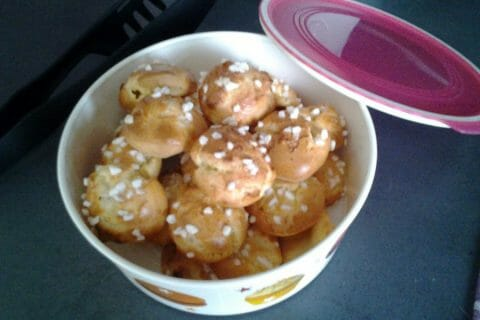 Chouquettes Thermomix par Madie
