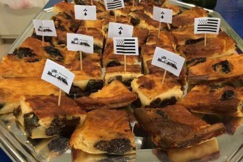 Far breton aux pruneaux Thermomix par Cyn Sav