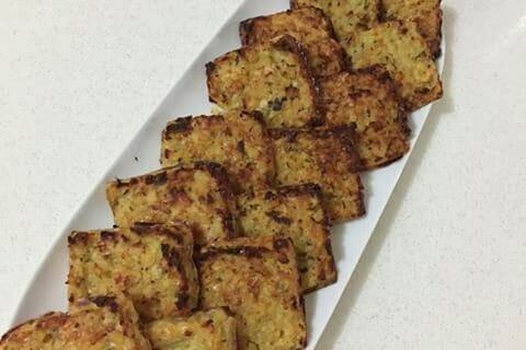 Galettes de pommes de terre au four Thermomix par Naimatpw