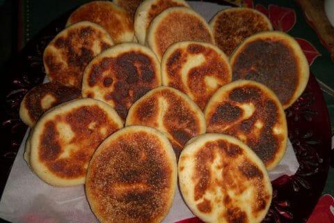 Muffins anglais au Thermomix