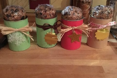 Panettone au Thermomix