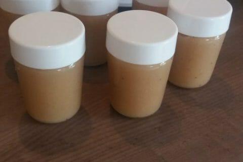 Compote de pommes, bananes et miel Thermomix par chanel08
