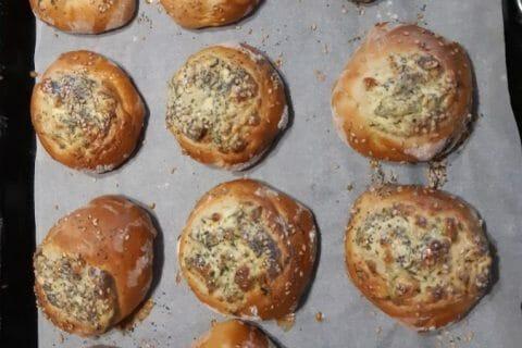 Poğaça – Petits pains Turcs à la Feta Thermomix par silvie