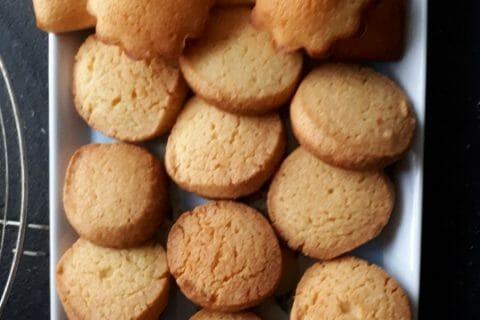 Palets bretons au beurre salé Thermomix par Anniefet