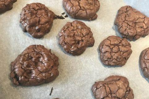 Cookies brownies Thermomix par Lulusev