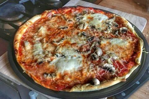 Pâte à pizza Thermomix par CassieG