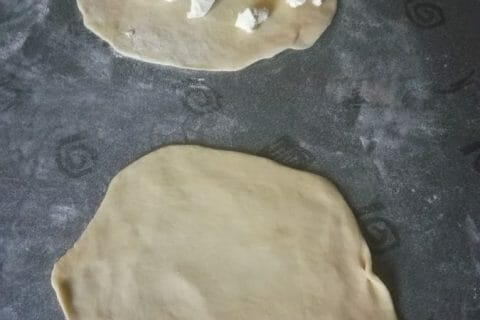 Naans au fromage Thermomix par Soso