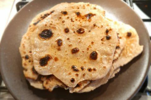Chapati au Thermomix