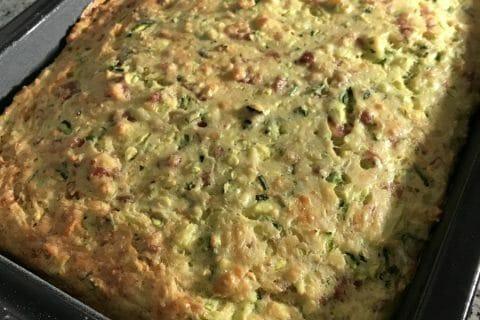 Zucchini slice – Pain de courgettes australien Thermomix par elise1113