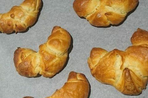 Croissants Thermomix par tef33