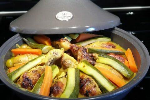 Tajine de poulet aux olives Thermomix par Karinearnault