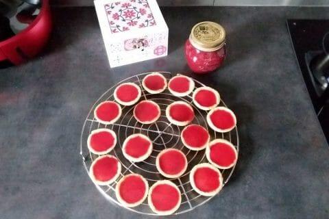 Mini tartelettes aux fraises Thermomix par isa44