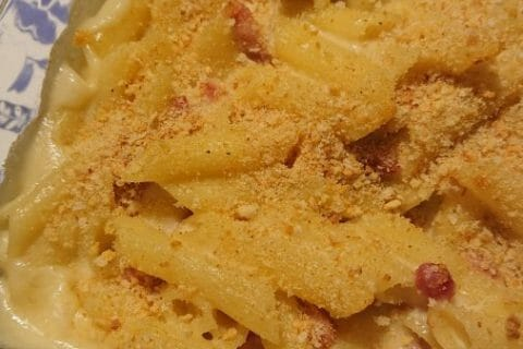 Mac and cheese Thermomix par Audrey H-M