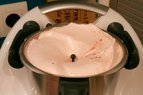 Mousse de fraises Thermomix par Élise