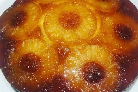 Gâteau renversé à l'ananas Thermomix par Klaire