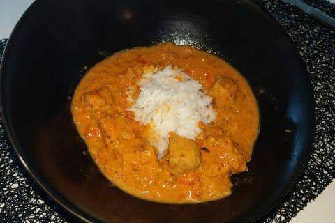 Sauté de porc au curry Thermomix par Carine1111