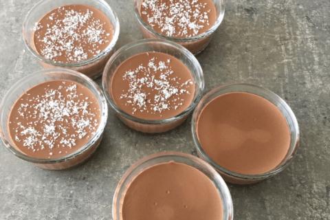 Crème dessert choco-coco Thermomix par yagaemto