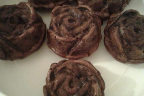 Muffins aux deux chocolats Thermomix par Alex Riri