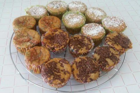 Muffins à la banane au Thermomix