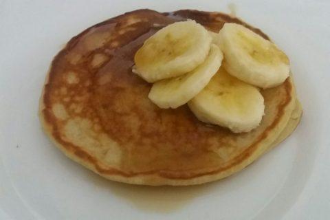 Pancakes à la banane Thermomix par Adenium13