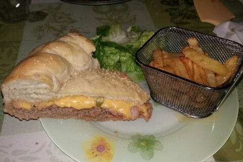 Cheeseburger XXL Thermomix par Adenium13