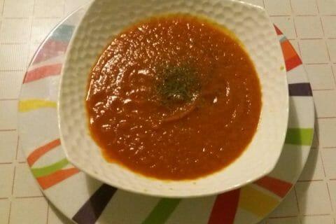 Soupe detox Thermomix par Adenium13