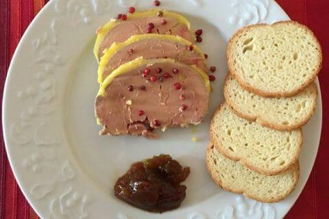 Foie gras Thermomix par Adenium13