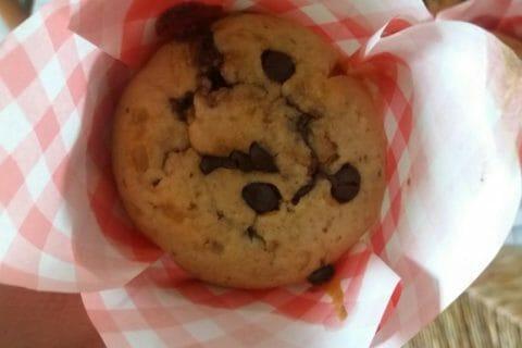 Muffins aux pépites de chocolat Thermomix par Adenium13