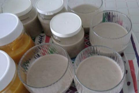 Crème dessert à la banane Thermomix par Adenium13