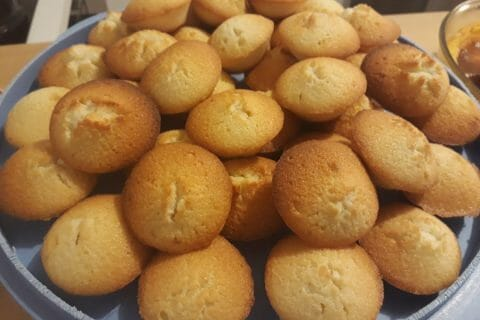 Financiers Thermomix par Fantoline