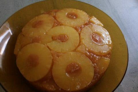 Gâteau renversé à l'ananas Thermomix par Castor