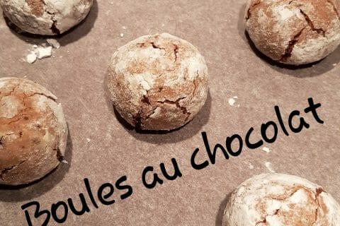 Boules au chocolat au Thermomix