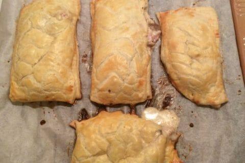 Friands jambon, champignons et fromage Thermomix par Namour31