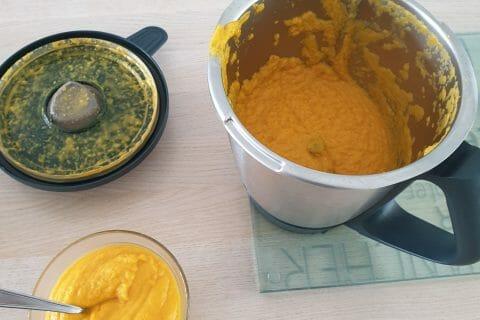 Crème de carottes au Thermomix