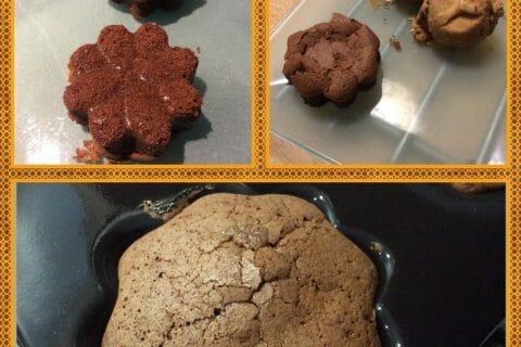 Gâteau macaroné au chocolat Thermomix par Nini1701