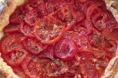 Tarte tomates et amandes Thermomix par MaYv