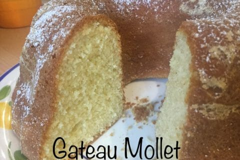 Gâteau mollet Ardennais Thermomix par Gebu