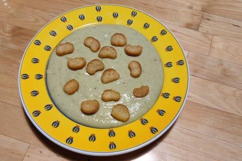 Velouté de pommes de terre à l'irlandaise au Thermomix