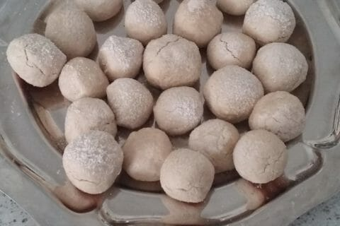 Amaretti Thermomix par Claude vba813