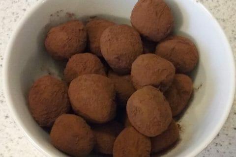 Truffes au chocolat Thermomix par Claude vba813