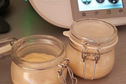 Crème à la vanille Thermomix par houda421