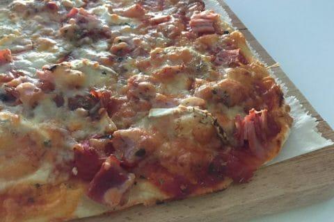 Pâte à pizza Thermomix par lolotche