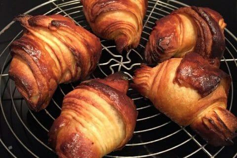 Croissants Thermomix par lolotche
