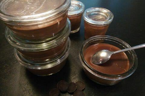 Crème au chocolat Thermomix par Mokaroyal
