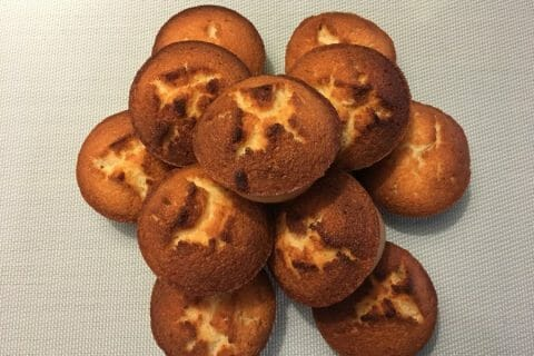Financiers Thermomix par Mokaroyal