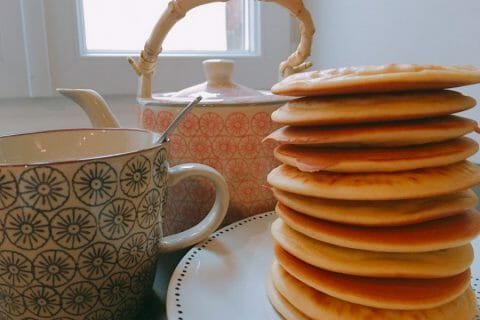 Pancakes Thermomix par Mokaroyal