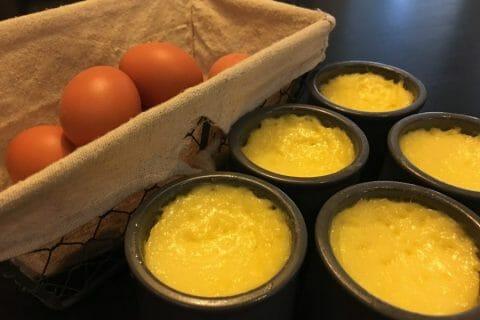 Crème aux oeufs Thermomix par Mokaroyal